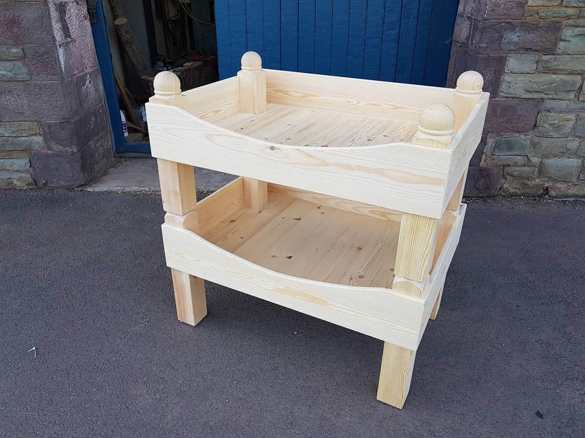 Picture of: Dog Bunk Beds For Customer Based In Hereford Herefordshire England P Sankala Sons